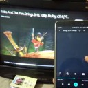 Cara menghubungkan HP android ke TV tabung