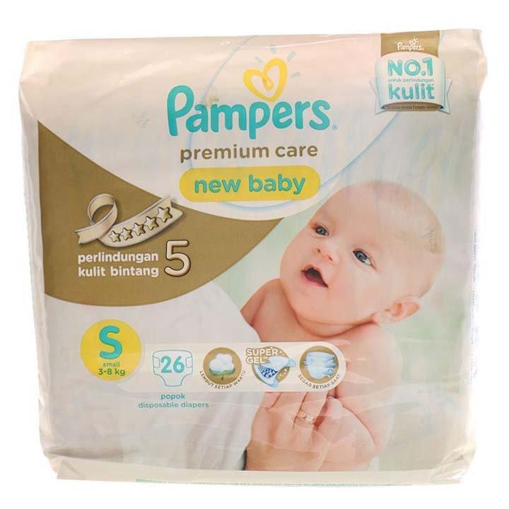 Pampers bayi 0 bulan