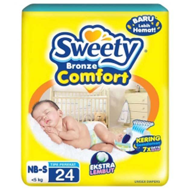 sweey bronze comfort