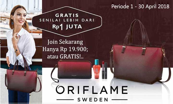 member-oriflame-april-2018